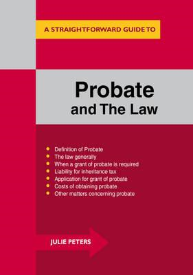 Probate And The Law (BOK)