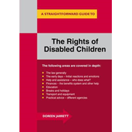 Straighforward Guide to the Rights of Disabled Children (BOK)