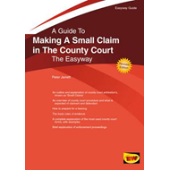 Making A Small Claim In The County Court (BOK)