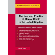 Law And Practice Of Mental Health In The Uk (BOK)