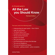 All The Law You Should Know (BOK)