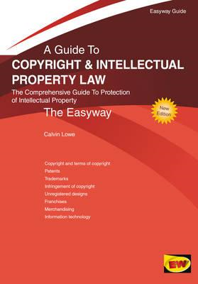 Copyright And Intellectual Property Law (BOK)