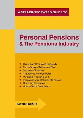 Personal Pensions And The Pensions Industry (BOK)