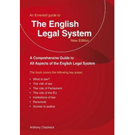 Guide To The English Legal System (BOK)