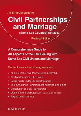 Civil Partnerships And (same Sex) Marriage (BOK)
