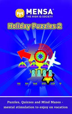Mensa Holiday Puzzles 2 (BOK)