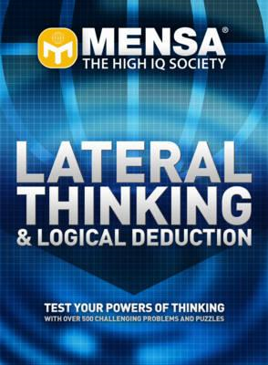 Mensa Lateral Thinking and Logical Deduction (BOK)