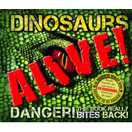 Dinosaurs Alive! (Augmented Reality) (BOK)