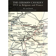 German Cavalry 1914 in Belgium and France (BOK)
