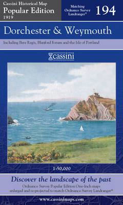 Dorchester and Weymouth (BOK)
