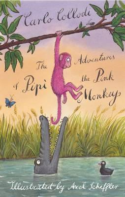 Adventures of Pipi the Pink Monkey (BOK)
