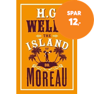 Produktbilde for The Island of Dr Moreau (BOK)
