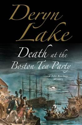 Death at the Boston Tea Party (BOK)
