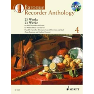 Baroque Recorder Anthology (BOK)