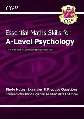 A-Level Psychology: Essential Maths Skills (BOK)