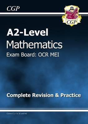 A2 Level Maths OCR MEI Complete Revision & Practice (BOK)