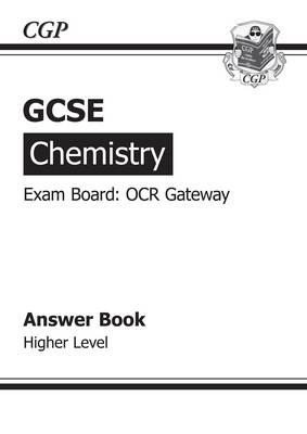 GCSE Chemistry OCR Gateway Answers (for Workbook) (A*-G Cour (BOK)