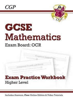 GCSE Maths OCR Exam Practice Workbook (with Answers and Onli (BOK)