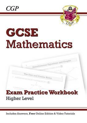 GCSE Maths Exam Practice Workbook (with Answers and Online E (BOK)