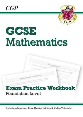 GCSE Maths Exam Practice Workbook with Answers and Online Ed (BOK)