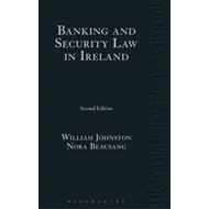 Banking and Security Law in Ireland (BOK)