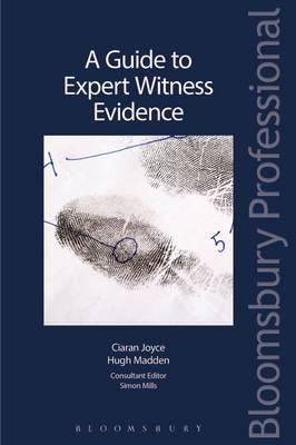Guide to Expert Witness Evidence (BOK)