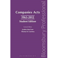 Companies Acts 1963-2012 (BOK)