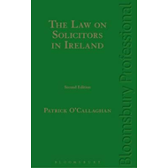 Law on Solicitors in Ireland (BOK)
