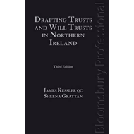 Drafting Trusts and Will Trusts in Northern Ireland (BOK)