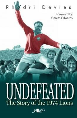 Undefeated - The Story of the 1974 Lions (BOK)
