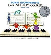 John Thompson's Easiest Piano Course (BOK)