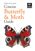 New Holland Concise Butterfly and Moth Guide (BOK)