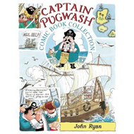 Captain Pugwash Comic Book Collection (BOK)