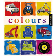 First Wheels: Colours (BOK)