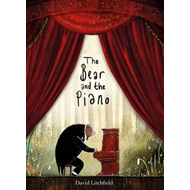 Bear and the Piano (BOK)
