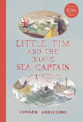 Little Tim and the Brave Sea Captain Collector's Edition (BOK)