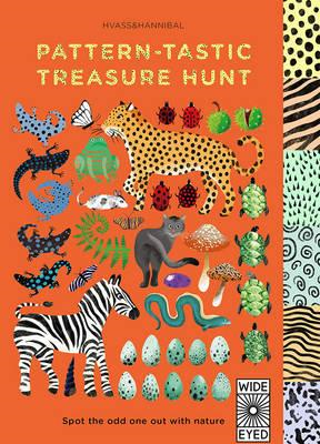 Pattern-tastic Treasure hunt (BOK)