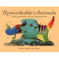Remarkable Animals (mini edition) (BOK)