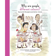 Why are People Different Colours? (BOK)