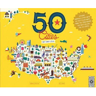 50 Cities of the U.S.A. (BOK)