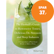 Produktbilde for The Herball's Guide to Botanical Drinks - Using the alchemy of plants to create potions to cleanse, (BOK)