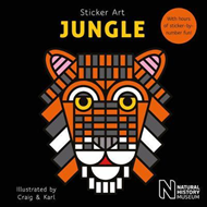 Sticker Art Jungle (BOK)
