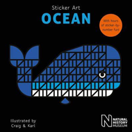 Sticker Art Ocean (BOK)