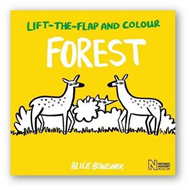 Lift-the-flap and Colour Forest (BOK)