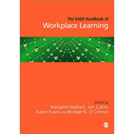 Sage Handbook of Workplace Learning (BOK)