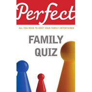 Perfect Family Quiz (BOK)