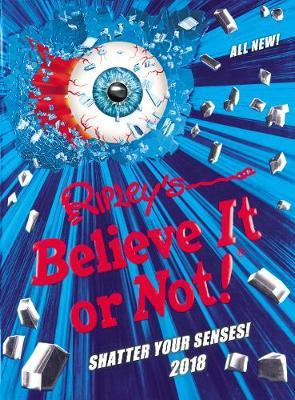 Ripley's Believe It or Not! 2018 (BOK)