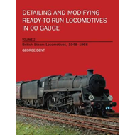 Detailing and Modifying RTR Locos Volume 2 (BOK)
