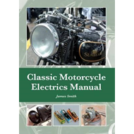 Produktbilde for Classic Motorcycle Electrics Manual (BOK)