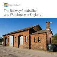 Railway Goods Shed and Warehouse in England (BOK)